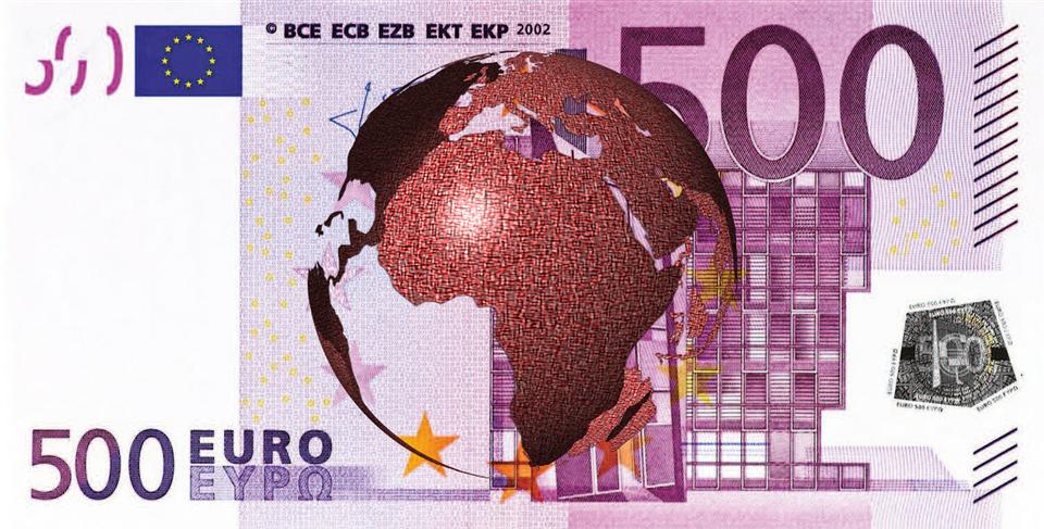 eura a svět
