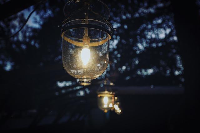 žárovky, světla venkovní