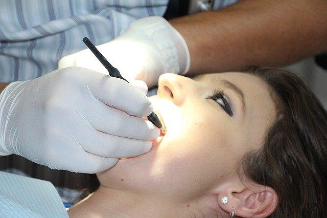 léčit zuby