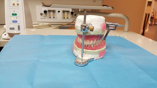 umělé zuby