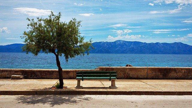Azurové chorvatské pobřeží vás nikdy nezklame