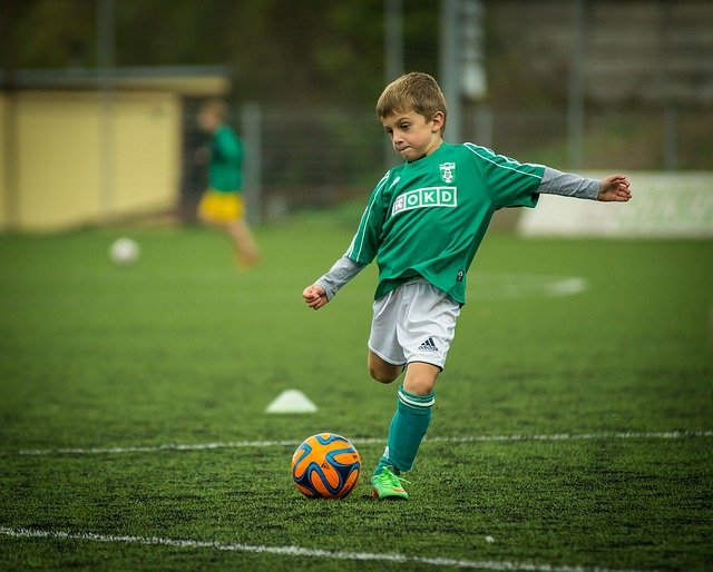 malinký fotbalista