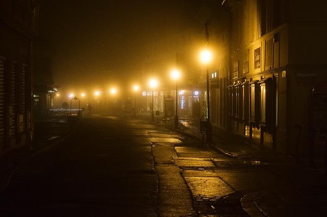 světlo ulice