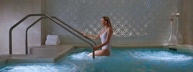 interiérový bazén